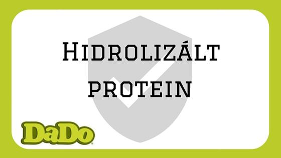 hidrolizált protein