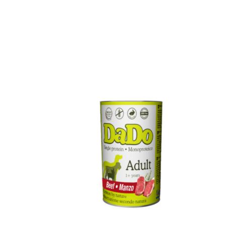 DaDo hipoallergén marhahúsos konzerv